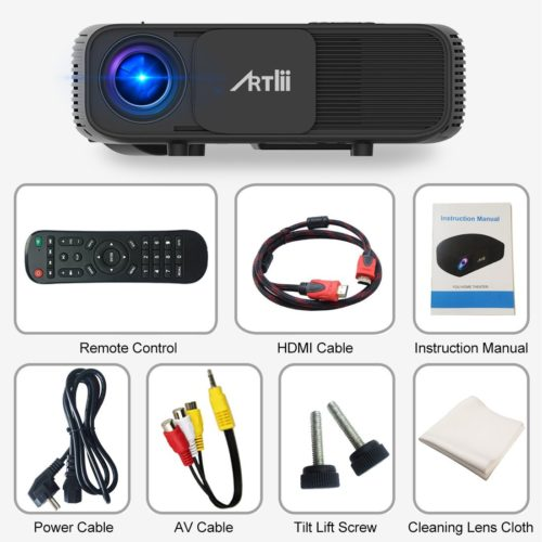 Avis-Artlii-videoprojecteur