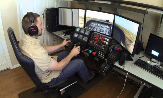 Simulateur de vol PC: Guide d'achat et comparatif