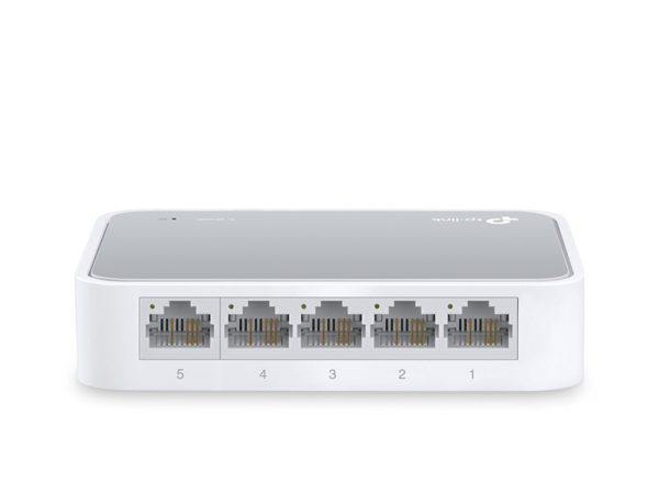 multiprise-ethernet-TP-Link-SG1005D-Switch-Test-Avis