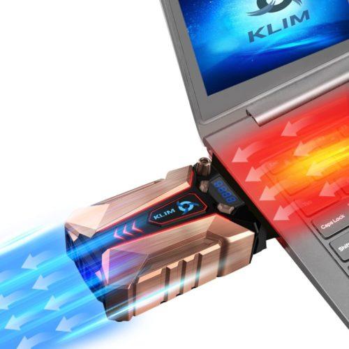 refroidisseur-pc-portable-KLIM-cool+Test-Avis