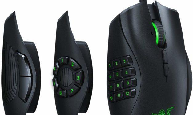 Ce que nous pensons de la souris Razer NagaTrinity: test avis