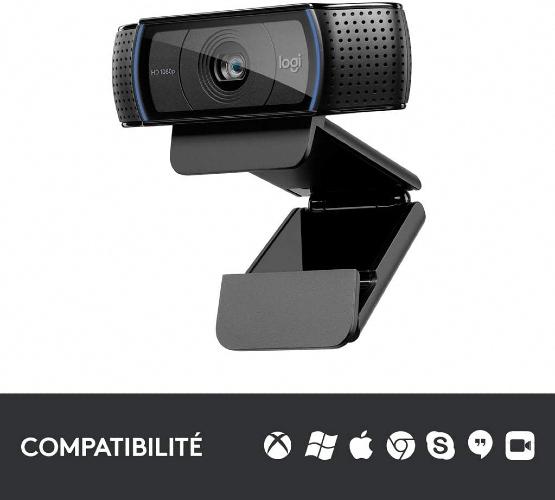 logitech c920 compatible