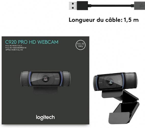 logitech c920 pack